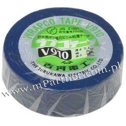 Taśma izolacyjna VINI-TAPE PCV 25mm x 10m niebieska #V910