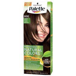 Palette Permanent Natural Colors, Farba do włosów, 600 Jasny brąz