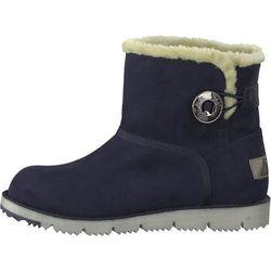 bc8ea854ea0cb Oliver buty zimowe damskie 37 ciemny niebieski - BEZPŁATNY ODBIÓR: WROCŁAW!