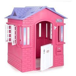 Domek Cape Cottage różowy