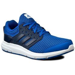 Buty adidas - Galaxy 3 M AQ6540 Blue/Collegiate Navy/Ftwr White