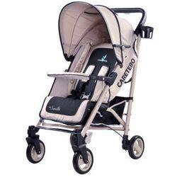 Caretero SONATA wózek dziecięcy spacerówka beż beige