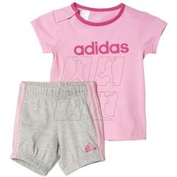 Komplet adidas Summer Easy Girls Set Kids AK2610