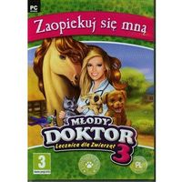 Młody Doktor 3 Lecznica dla zwierząt (PC)