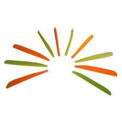 """Lotki do strzał Yellow/Orange 3"""" 10 szt. (B30002D-T-YO)"""