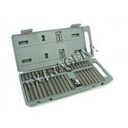 Zestaw bitów i adapterów w walizce - M187-40