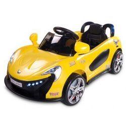 Toyz Aero Samochód na akumulator yellow