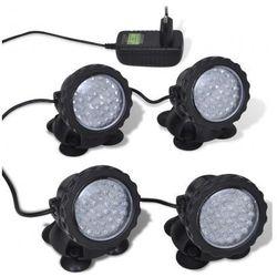 Zestaw lamp LED do akwarium RGB 4 szt. Zapisz się do naszego Newslettera i odbierz voucher 20 PLN na zakupy w VidaXL!