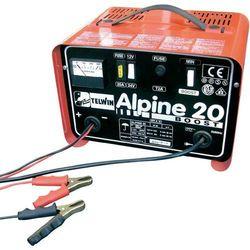 Prostownik Alpine 20, 18 A, 12/24 V, do 200 Ah