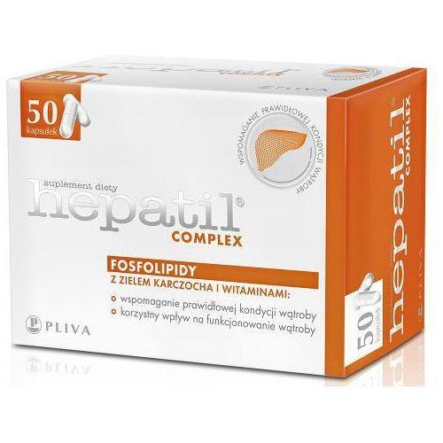 Hepatil Complex x 50 kaps.
