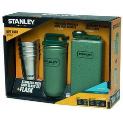 Zestaw Stanley Adventure Piersiówka + 4 kieliszki zielony (10-01705-002)