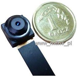 Mini kamera FULL HD 1920x1080 do ukrycia, sterowanie pilotem, 4 GB, do 8 godzin pracy, DETEKCJA RUCHU