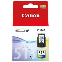 Tusz Canon CL513 color | MP240/MP260/MP270/MP480/MX360