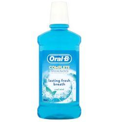 Płyn do płukania jamy ustnej Oral-B Complete 500 ml