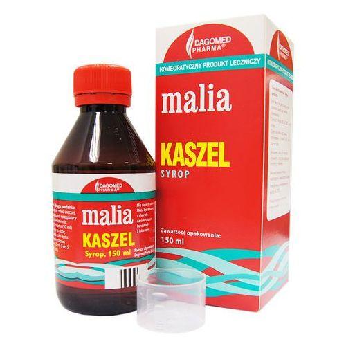Dagomed malia syrop 150 ml (kaszel) - porównaj zanim kupisz