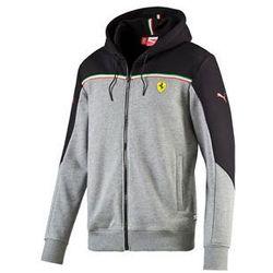Bluza Puma Ferrari Sweat Jacket gray