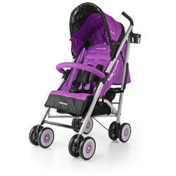 Milly Mally, Meteor Purple, wózek spacerowy Darmowa dostawa do sklepów SMYK