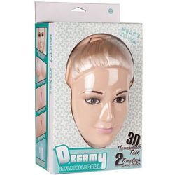 NMC Dream Inflatable Doll Mercy Koval Lalka miłości nadmuchiwana twarz 3D Mercy Koval