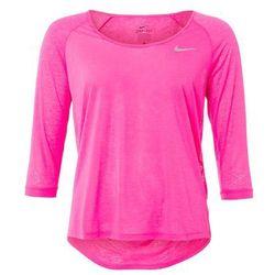Nike Performance COOL BREEZE Bluzka z długim rękawem pink/silber