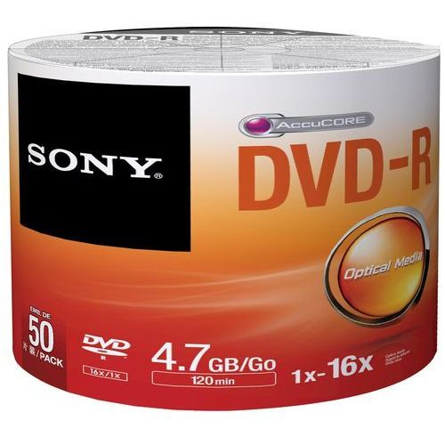 Płyta SONY DVD+R 4.7GB 16x