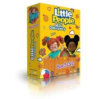 Little People Mali Odkrywcy - BOX 3DVD