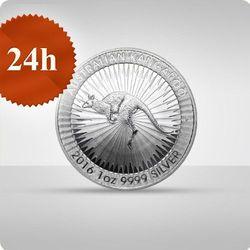 Australijski Kangur 1 uncja srebra - wysyłka 24 h!