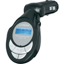 Transmiter/nadajnik FM Renkforce, czytnik SD/MMC, zintegrowany odtwarzacz MP3, złącze USB