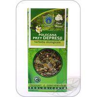 POLECANA PRZY DEPRESJI EKO 50g - Dary Natury herbata