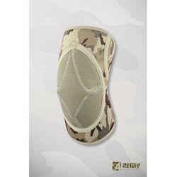 Militarna orteza kolana z ochraniaczem