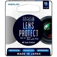 MARUMI Fit + Slim Filtr fotograficzny Lens Protect 55mm