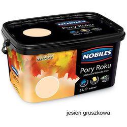 Farba Pory Roku Nobiles Jesień Gruszkowa 5L