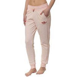 spodnie dresowe adidas Originals Slim Trackpant - Light Blush Melange