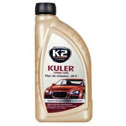 K2 Kuler GREEN Gotowy Płyn do chłodnic -35C 1l