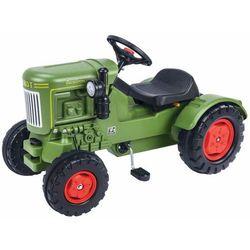 Big, Jeździk dziecięcy, Traktor Fendt Dieselross Darmowa dostawa do sklepów SMYK