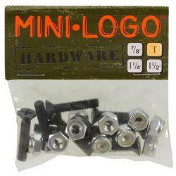 śruby Mini Logo Minilogo - Black