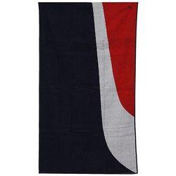 ręcznik kąpielowy Puma Active Formstripe - Peacoat/Puma Red