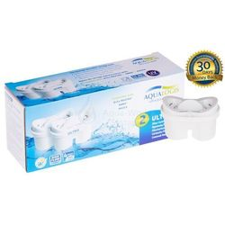 2 x Filtr Wody Brita Maxtra Wkład Wymienny Aqualogis Ultra