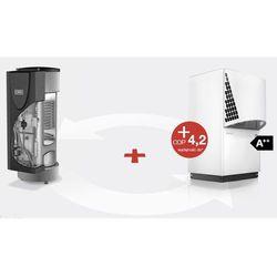 Pakiet pompa ciepła powietrze - woda PRESTIGE LA 6TU - wcenie 5 lat gwarancji - Nowość 2015