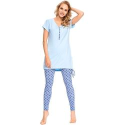 Dn-nightwear PM.9007 piżama