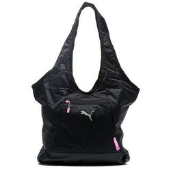 torba Puma Fit At Shopper - Black/Black/Fluo Pink