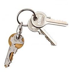 KeyTool - Key Ring Accessory – TU247 (multinarzędzie)