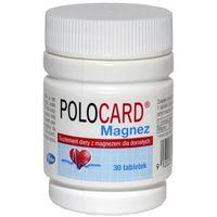 Polocard Magnez 30 tabletek