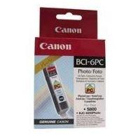 Tusz Canon BCI6PC do BJC-8200, i-950, S-800/820D/830D | photo cyan