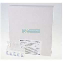 Polpharma 0,9% Nacl 5ml x 100 Izotoniczny Roztwór