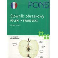 Pons Słownik obrazkowy polski francuski (opr. kartonowa)