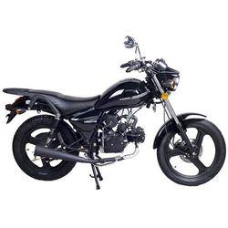 Motorower TORQ GW50Q-1 (Windstar) Czarny + DARMOWY TRANSPORT! + Wyprzedaż rowerów i skuterów!