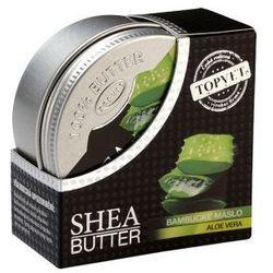 Masło Shea z aloesem 100 ml