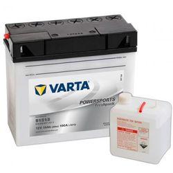 Akumulator motocyklowy Varta Powersports Freshpack 51913 / BMW Zapisz się do naszego Newslettera i odbierz voucher 20 PLN na zakupy w VidaXL!