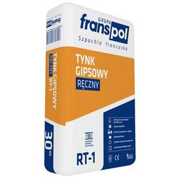 Tynk gipsowy RT-1 Franspol, 30kg