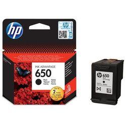 Tusz HP 650 CZ101AE oryginalny czarny